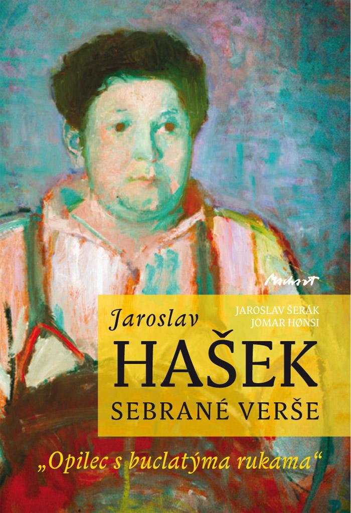 hasek_sebrane_verse_obalka